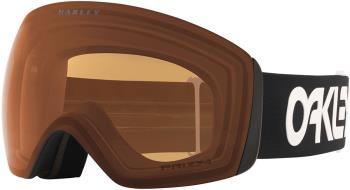 Oakley Flight Deck L P Persimmon Snowboard/Ski Goggles, L FP Black