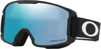 Oakley Line Miner S Prizm Sapphire Snowboard/Ski Goggles S Black