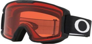 Oakley Line Miner S Prizm Rose Snowboard/Ski Goggles, S Black