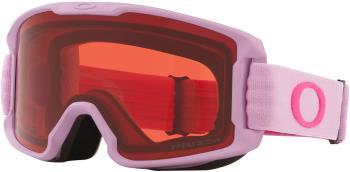 Oakley Line Miner Youth Prizm Rose Snowboard/Ski Goggles, S Lavender