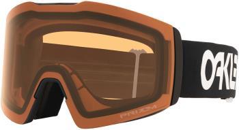 Oakley Fall Line L Prizm Persimmon Snowboard/Ski Goggles, L FP Black