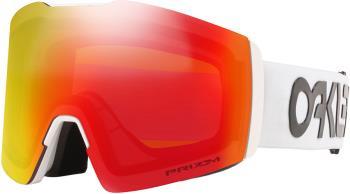 Oakley Fall Line L Prizm Torch Snowboard/Ski Goggles, L FP White