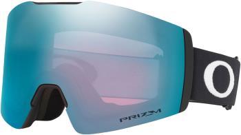 Oakley Fall Line M Prizm Sapphire Snowboard/Ski Goggles, M Black