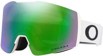 Oakley Fall Line M Prizm Jade Snowboard/Ski Goggles, M White