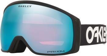 Oakley Flight Tracker M Sapphire Snowboard/Ski Goggles, M FP Black