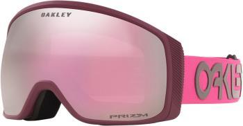 Oakley Flight Tracker M Prizm HiPnk Snowboard/Ski Goggles M FP Black