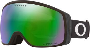 Oakley Flight Tracker M Prizm Jade Snowboard/Ski Goggles, M Black