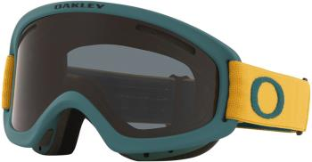 Oakley O Frame 2.0 PRO XS Dark Grey Snowboard/Ski Goggles, S Mustard