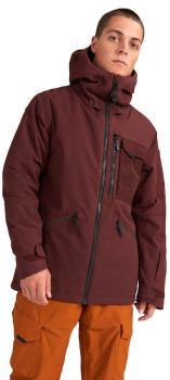 O'Neill Utility Men's Ski/Snowboard Jacket, S Bitter Chocolate