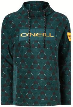 O'Neill O'Riginals Hooded Fleece Ski/Snowboard Hoodie, M Blue AOP