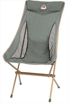 Robens Observer Highback Camp Chair, Granite Grey