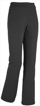 Eider Notting Hill Women's Softshell Ski/Snowboard Pants, S Black