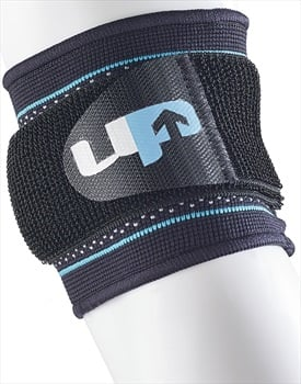 Ultimate Performance Advanced Compression Elbow Support, M Black