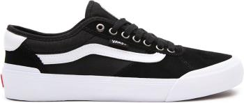 Vans Chima Pro 2 Skate Trainer/Shoes, UK 10 Suede/Canvas Black/White