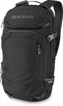 Dakine Heli Pro Snowboard/Ski Backpack, 20L Black