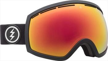 Electric EG2 Brose Red Snowboard/Ski Goggles, M Matte Black