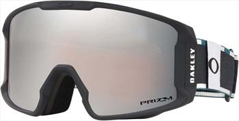 Oakley Line Miner XM Prizm Black Ski/Snowboard Goggles, M RailWork