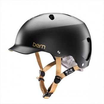 Bern LENOX Ladies H2O Watersports Helmet, M Satin Black