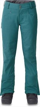 Dakine Westside Insulated Women's Ski/Snowboard Pants XS Deep Teal