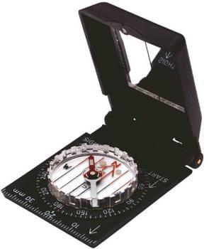 SILVA Ranger SL Compass Directional Navigation Aid, 360° Black