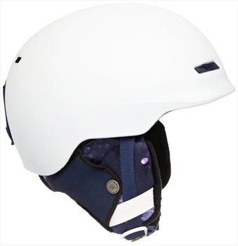 Roxy Angie Women's Ski/Snowboard Helmet, L Medieval Blue Sparkles