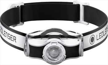 Led Lenser MH3 Headlamp IPX54 Led Head Torch, 200 Lumens Black