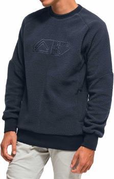 Looking For Wild Mouton Crew Pullover Sweatshirt, S Total Eclypse