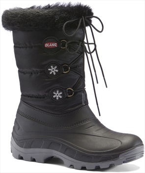 Olang Patty Winter Snow Boots UK 4.0/5.0 Black