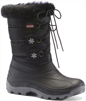 Olang Patty Winter Snow Boots UK 1.0/2.0 Black
