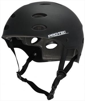 Pro-tec ACE Water Watersports Helmet S Black Rubber