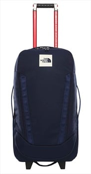 "The North Face Longhaul Wheeled Luggage Bag, 30"" 75L Blue/White"