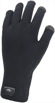 SealSkinz All Weather Ultra Grip Gloves, S Black