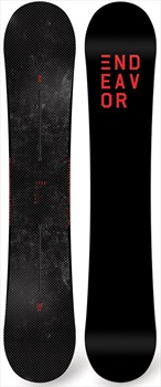 Endeavor Live Positive Camber Snowboard 153cm 2019