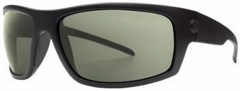Electric Tech One XL Sport Grey Lens Sunglasses, Matte Black Frame