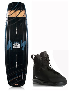 Liquid Force Eclipse   Tao 4D Wakeboard Package, 150 7-9