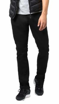 DU/ER (DUER) No Sweat Pant Relaxed Fit Trousers, 33/32 Black