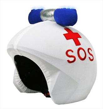 Coolcasc Leds Ski/Snowboard Helmet Cover, Ambulance