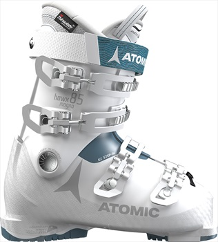 Atomic Hawx Magna 85W Ski Boots, 24/24.5 White/Light Grey 2020