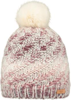 Barts Aislin Ski/Snowboard Bobble Hat, One Size Pink