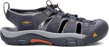 Keen Newport H2 Walking Sandals, UK 12 India Ink/Rust