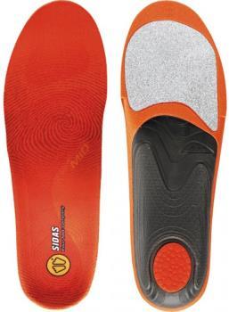 Sidas Winter 3Feet Mid Ski/Snowboard Boot Insoles, XXL Orange