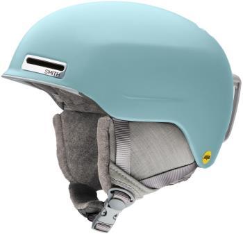 Smith Womens Allure Mips Women's Snowboard/Ski Helmet, M Matte Polar Blue