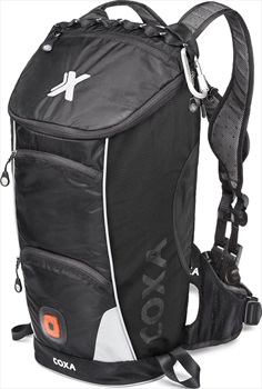 Coxa Carry M18 Backpack Dayhiking, Skiing, Cycling Pack, 18L Black