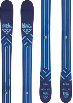 Black Crows Junius Ski Only Kid's Skis, 150cm Blue/Black