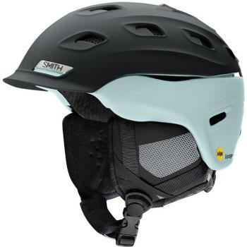 Smith Vantage MIPS Women's Snowboard/Ski Helmet, S Black/ Pale Mint
