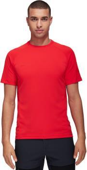 Mammut Adult Unisex Aegility Technical Short Sleeve T-Shirt, L Spicy