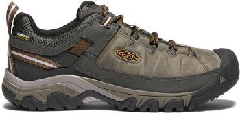 Keen Targhee III Waterproof Hiking Shoes, UK 9 Black Olive/Brown