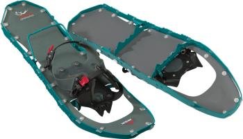 MSR Women's Lightning Explore Backcountry Snowshoes, W25 Teal