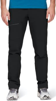 Mammut Ledge Pants Men's Climbing/Hiking Trousers, UK 34 Black