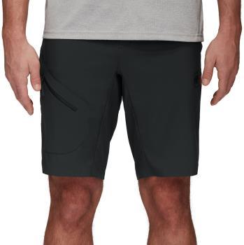 Mammut Sertig Men's Climbing/Hiking Shorts, UK 30 Black